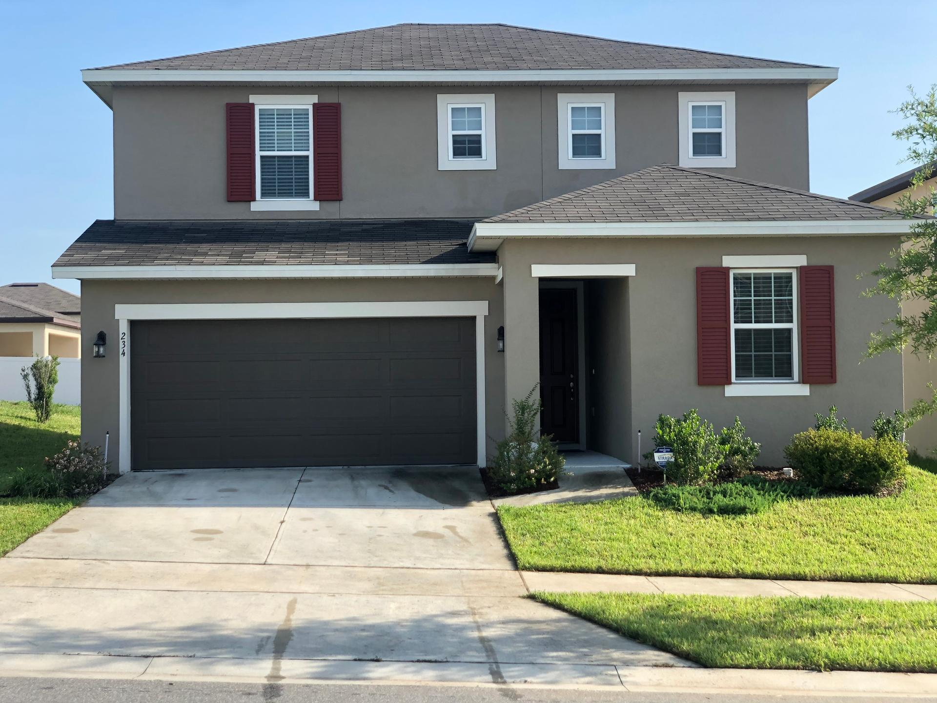 Photo of property: 234 Stonehaven Dr Davenport Fl 33896