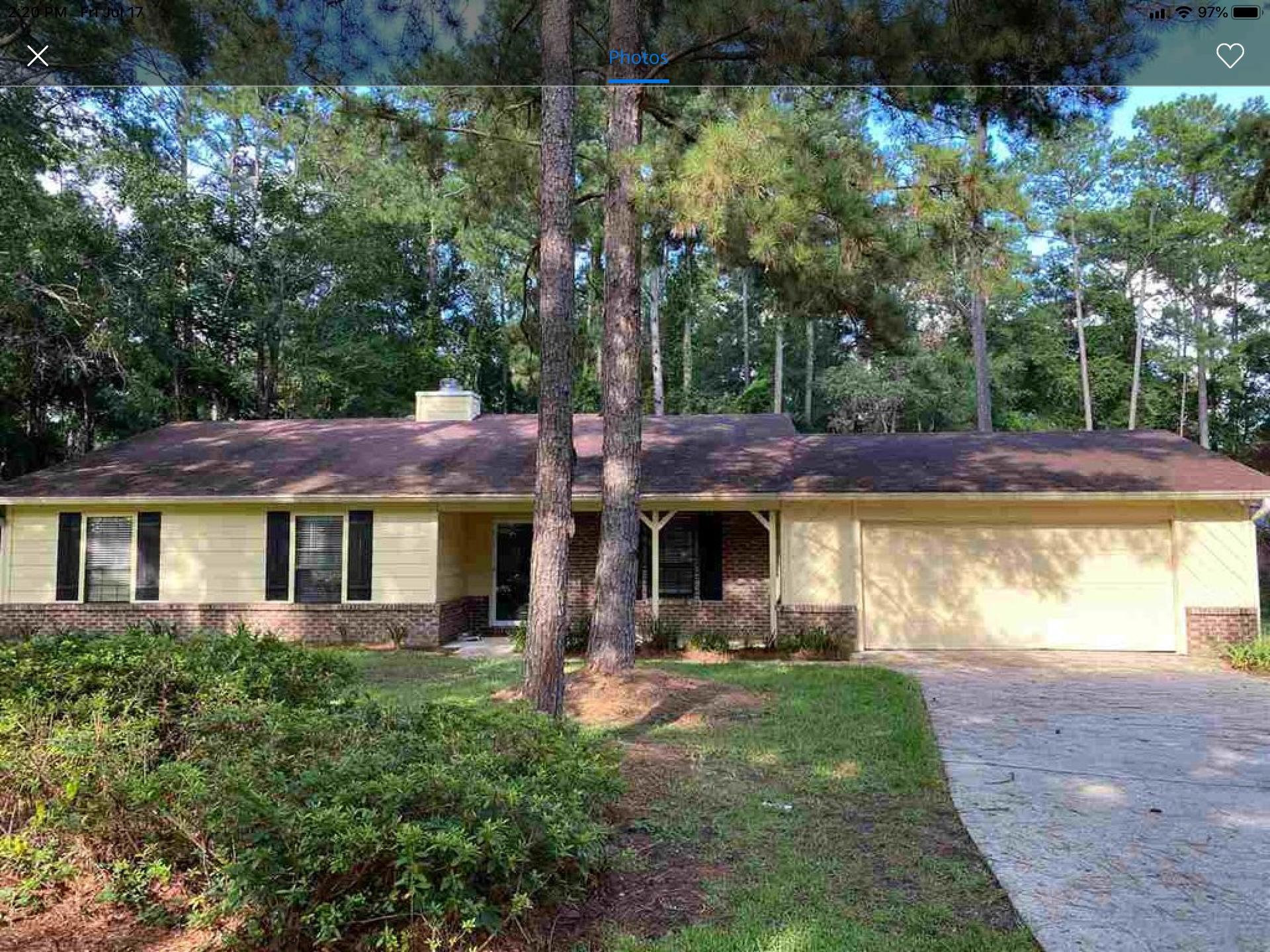 Photo of property: 7968 Briarcreek Rd S, Tallahassee, FL 32312