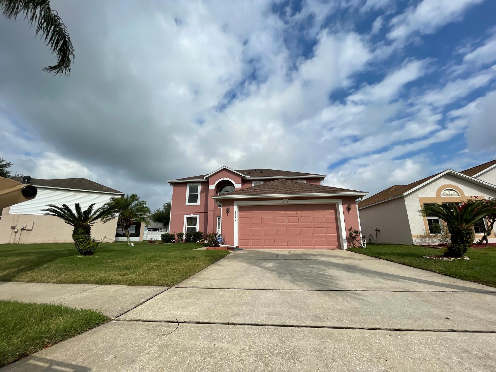Photo of property: 15907 Wilkinson Drive, FL 34714