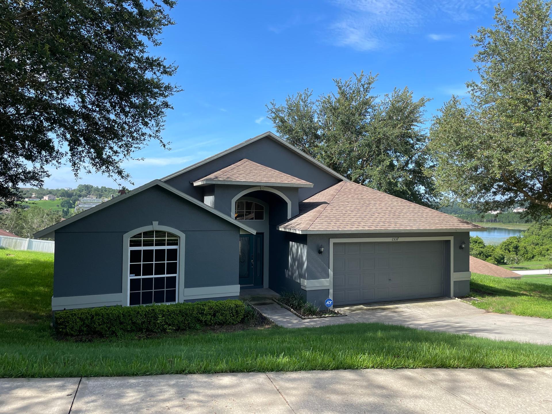 Photo of property: 1537 Nightfall Drive Clermont, FL 34711