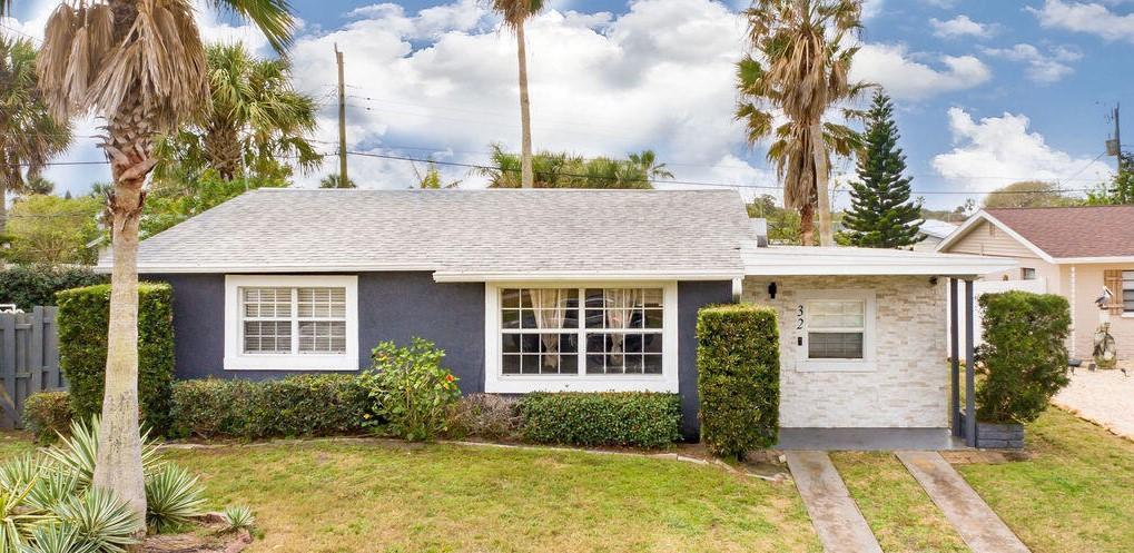 Photo of property: 32 Seaside Drive Ormond Beach, FL 32176