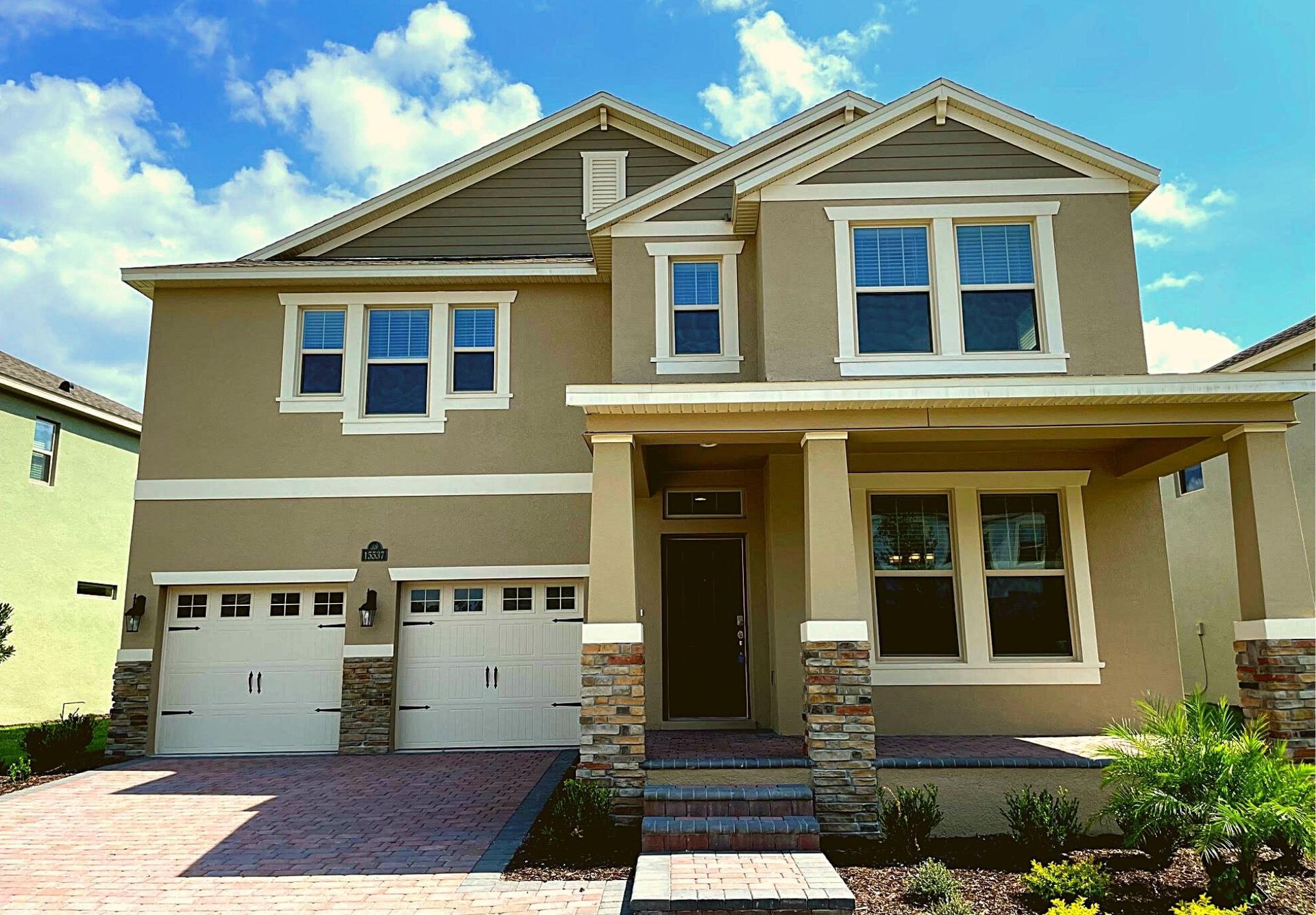 Photo of property: 15537 Mango Isle St Winter Garden, FL 34787