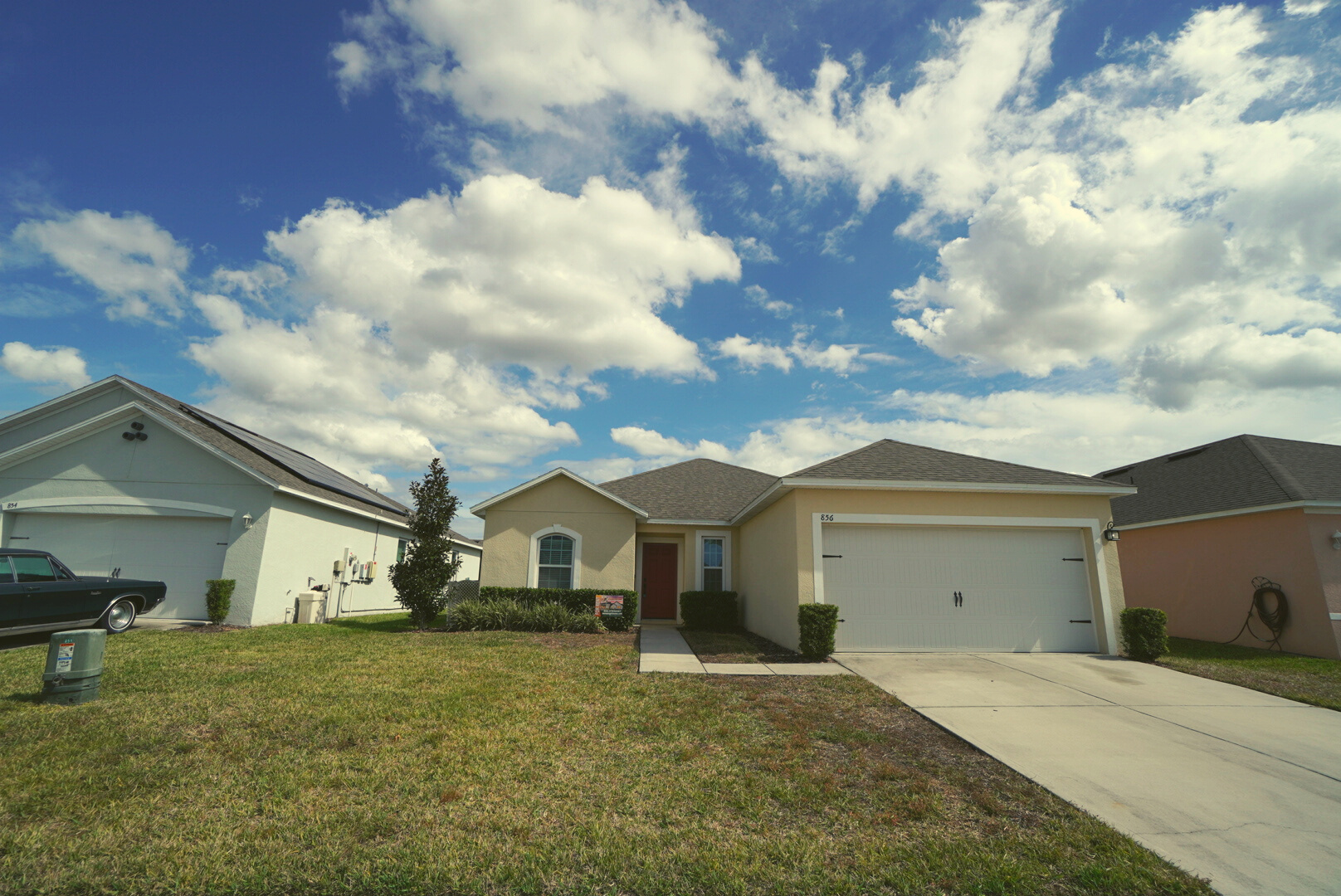 Photo of property: 856 Sheen Circle Haines City, FL 33844